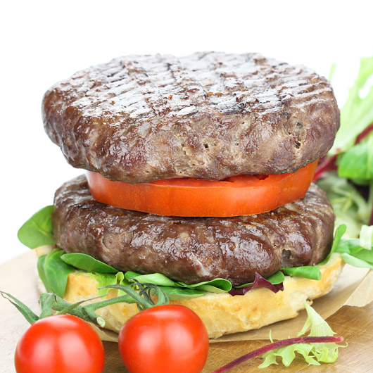 2 x 113g Free Range Steak Burgers