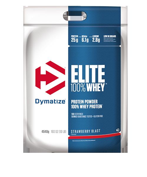 Dymatize Elite Whey (4.54Kg)