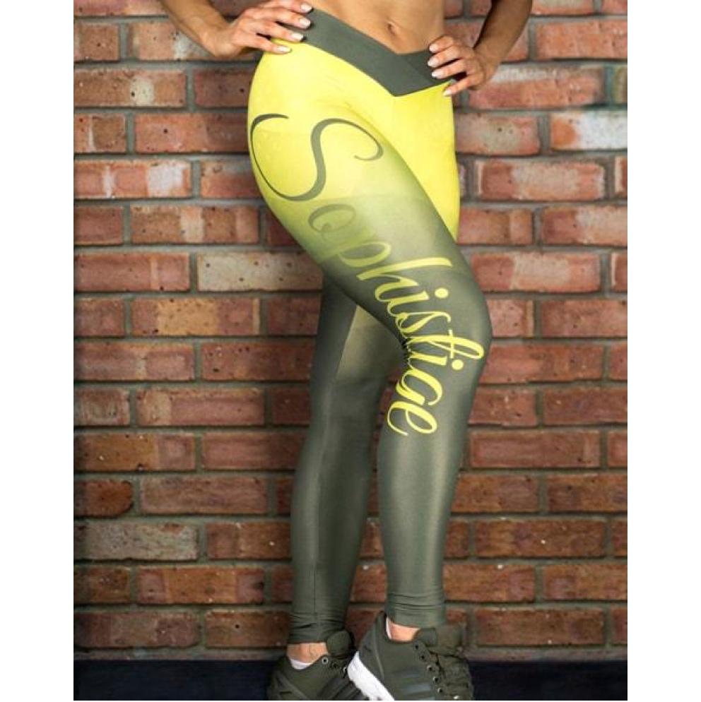 Poison Ivy Leggings