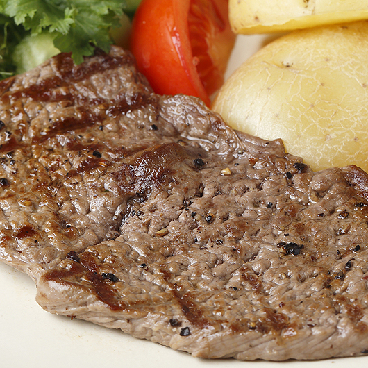 2 x 4oz Matured Free Range Minute Steaks - 2x