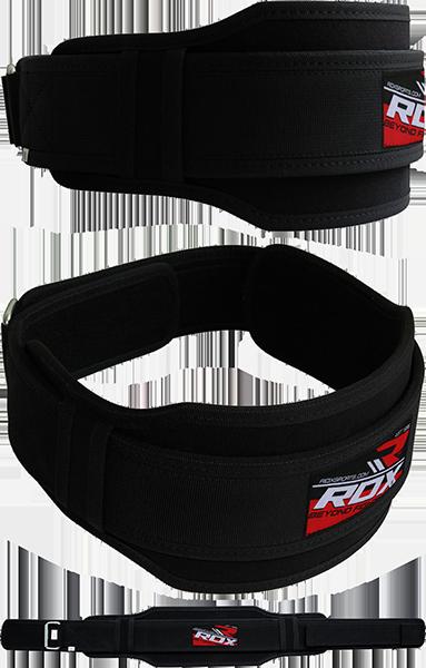 Belt Neo Prene Double Black
