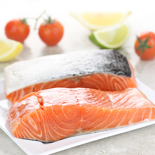 2 x 113g Fresh Salmon Fillets
