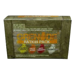 Grenade Ration Pack