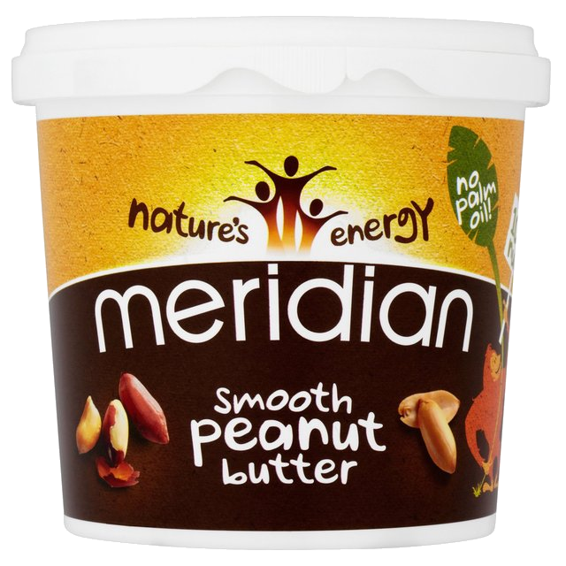 Meridian Smooth Natural Peanut Butter