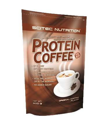 Scitec Protein Coffee With No Added Sugar