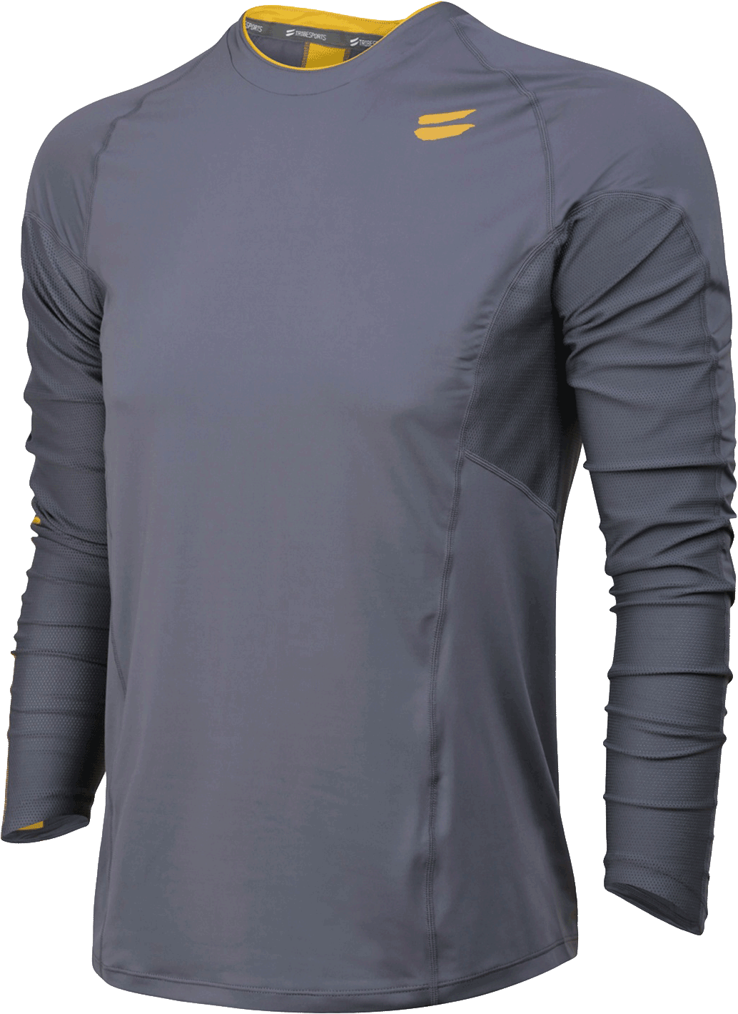 Buy tribesports men 39 s performance t shirt long sleeve for Buy mens long sleeve t shirts