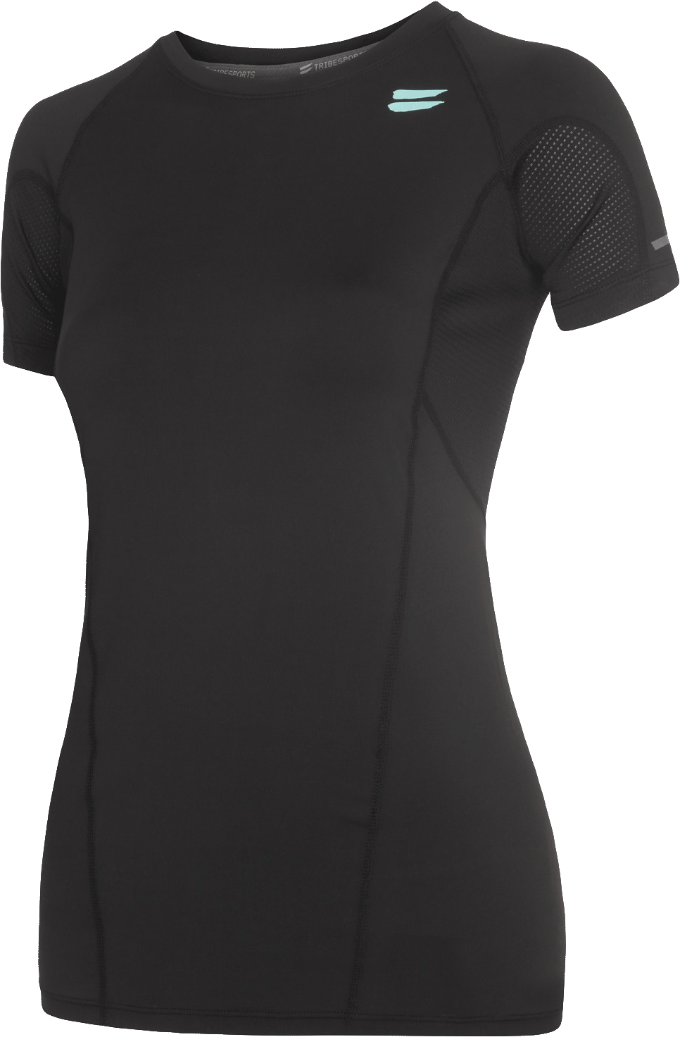 Tribesports Women's Performance T-Shirt Short Sleeve