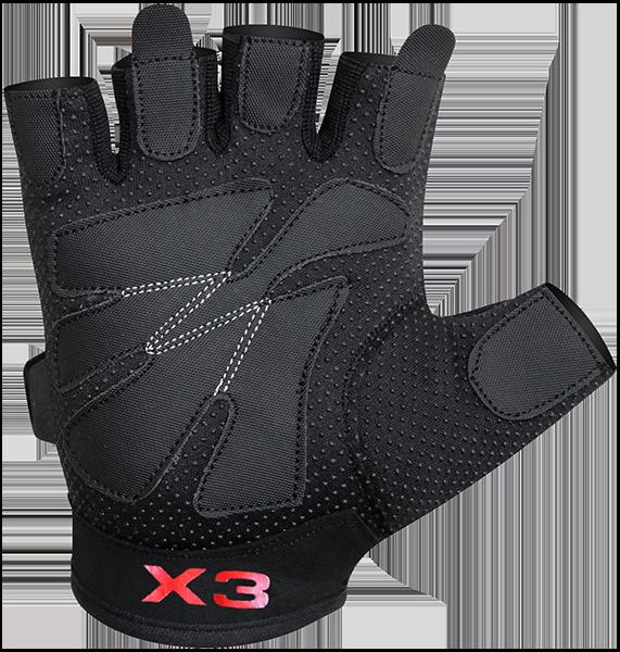 Gym Glove RDX Amara Black