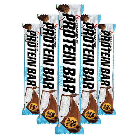 Protein Bar - 66g x16 - Coconut