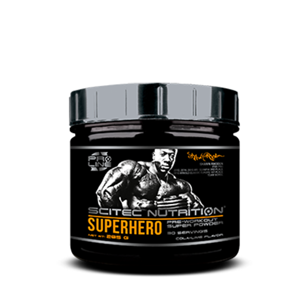 Scitec Superhero Pre-workout (285g)