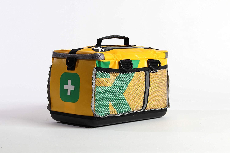 The KitBrix Bag - Electric Yellow