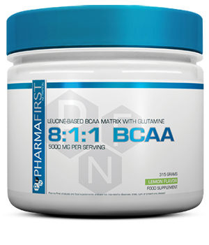 Pharma First BCAA 8.1.1