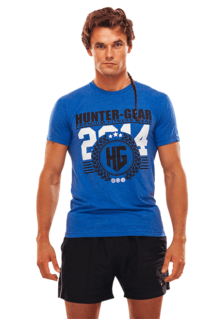 HG Tri-Blend Men's Tee BLUE