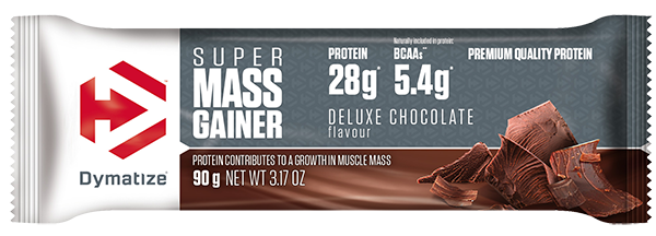 Dymatize Super Mass Gainer Bars (10x90g)