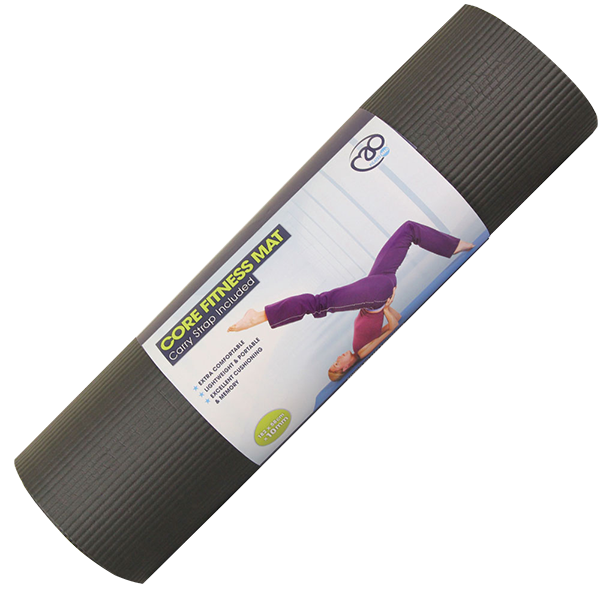 Core Fitness Mat (10mm)