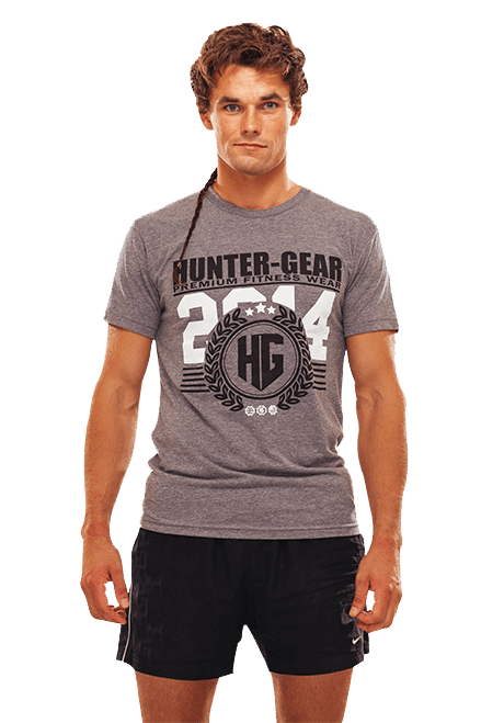HG Tri-Blend Men's Tee GREY