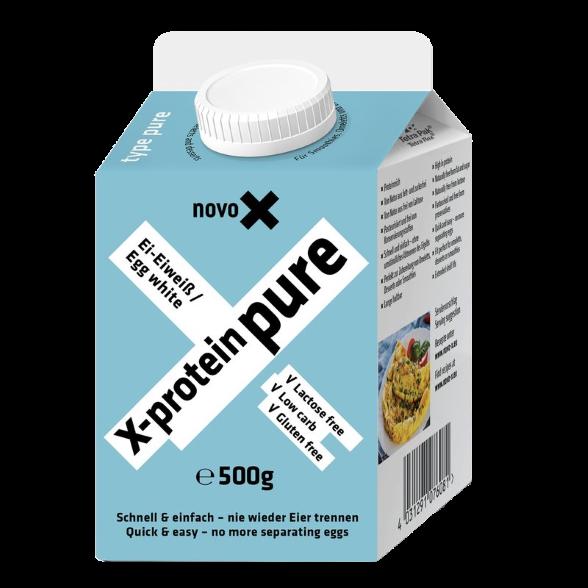 NovoX X-Protein Pure Egg White