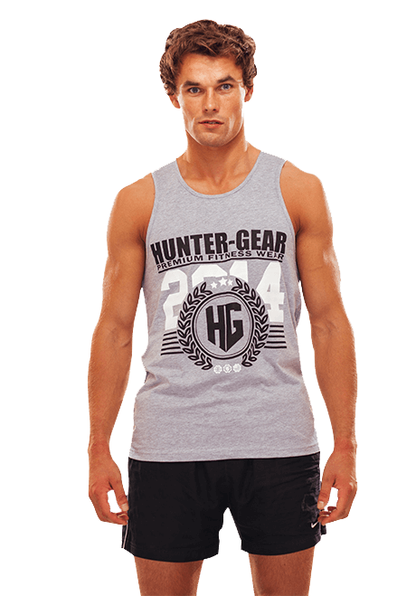 HG Men's Tank Top GREY