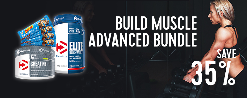 Build Muscle Advanced Pack